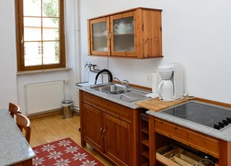 Gästehaus Wörner - Küche