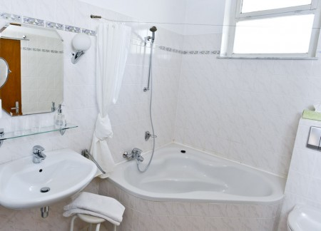 Gästehaus Wörner - Bad
